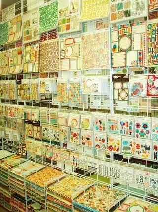 Sassafras Lass Treasured Memories Scrapbook Store