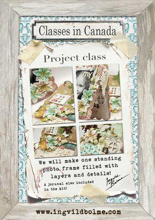 Project class canada