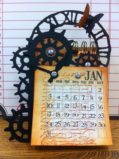 Make and take january 3rd