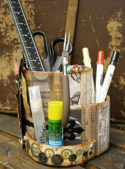 Spring event - tool caddy