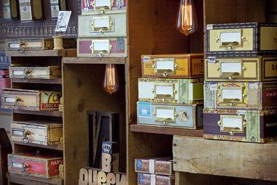 Cigar Boxes 01