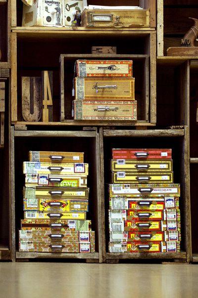 Cigar Boxes 02