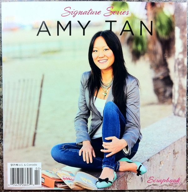 amy tan published essays After reading the strongly written mother tongue by amy tan, it shows a great deal of strength from the asian american culture throughout the reading it showed how hard it was and still is for asian americans to work through the difficulties of the english language.