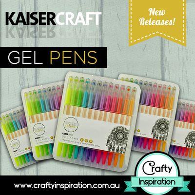 Gel Pens 1