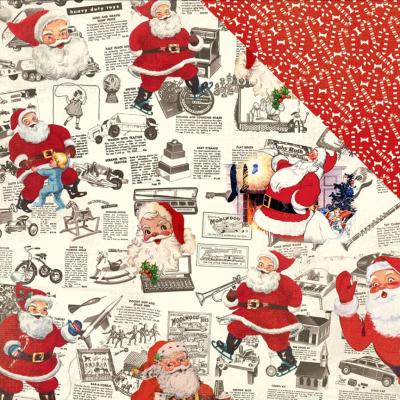 Retro Christmas3