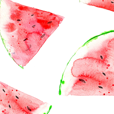 Watermelon Detail