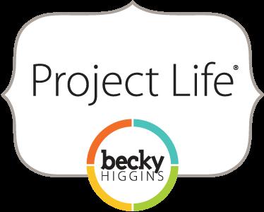 Project life logo