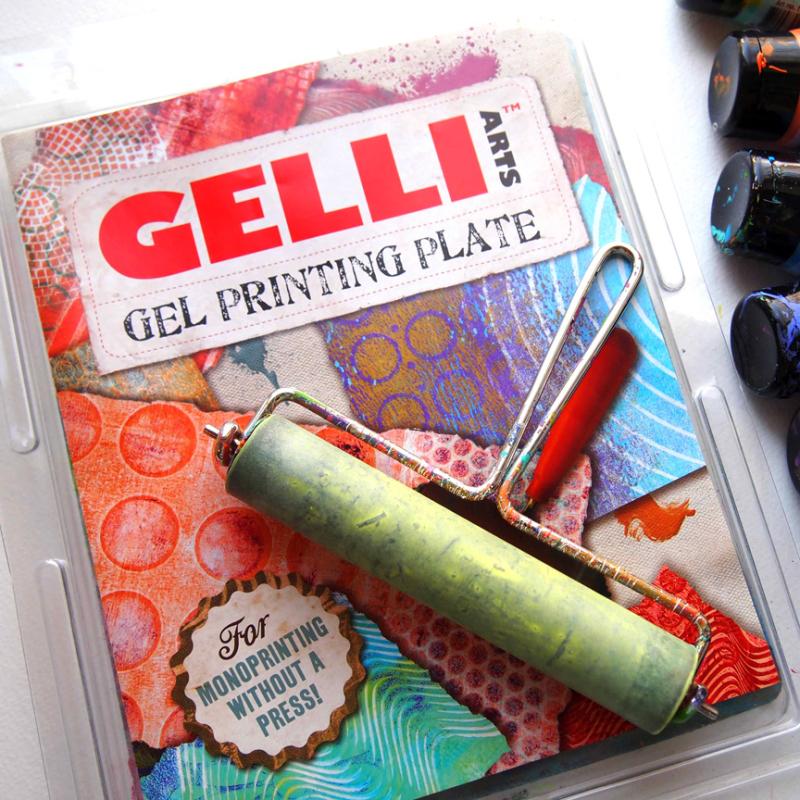 Gelli-Plate