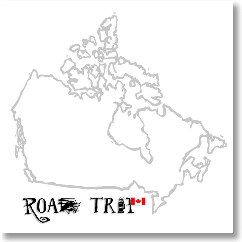 Road Trip 12x12%22