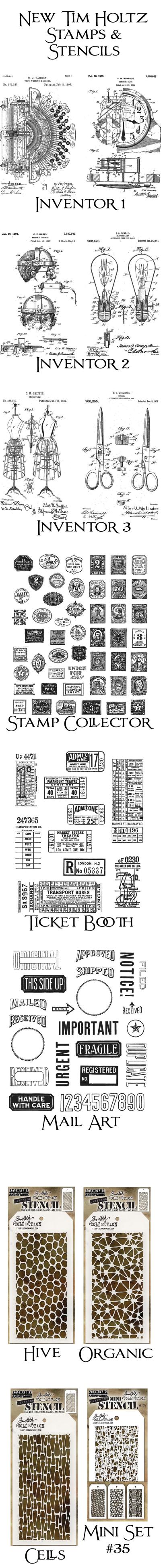 Stamps_Stencils