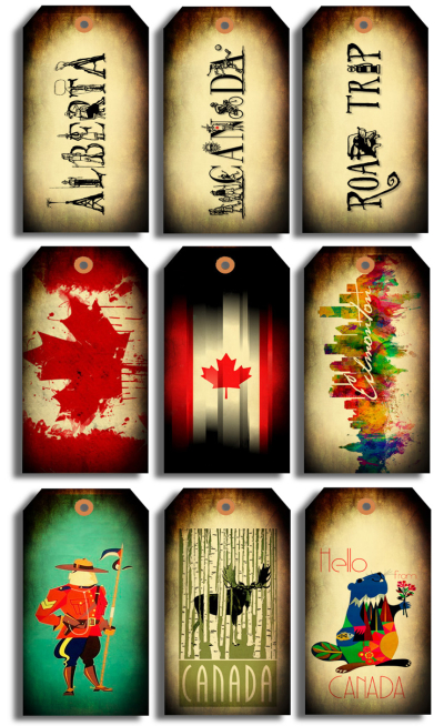 Canada Tags