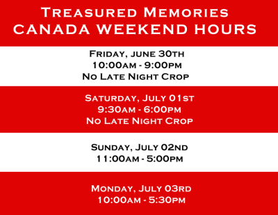 CANADA HOURS