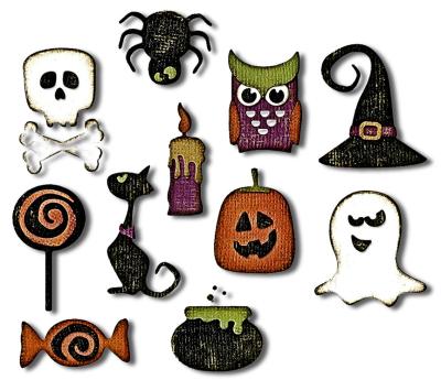 Mini Halloween 662379
