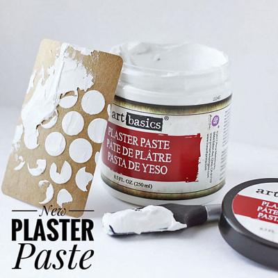 Plaster paste