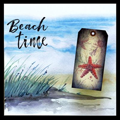 Beach Time 4