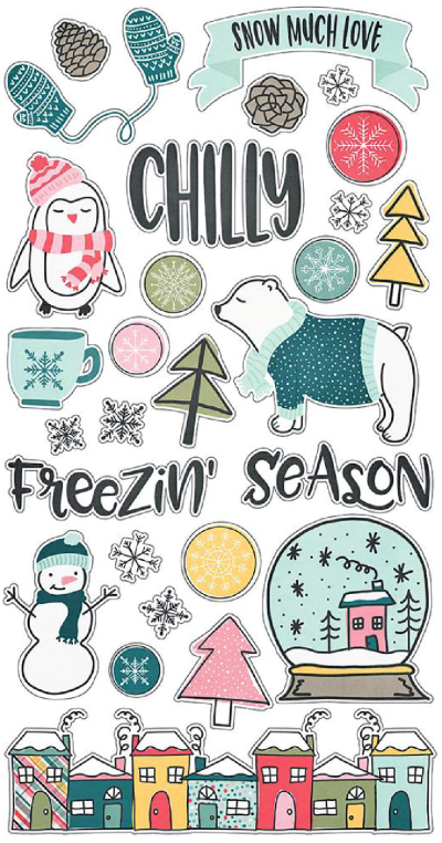 Freezin 6
