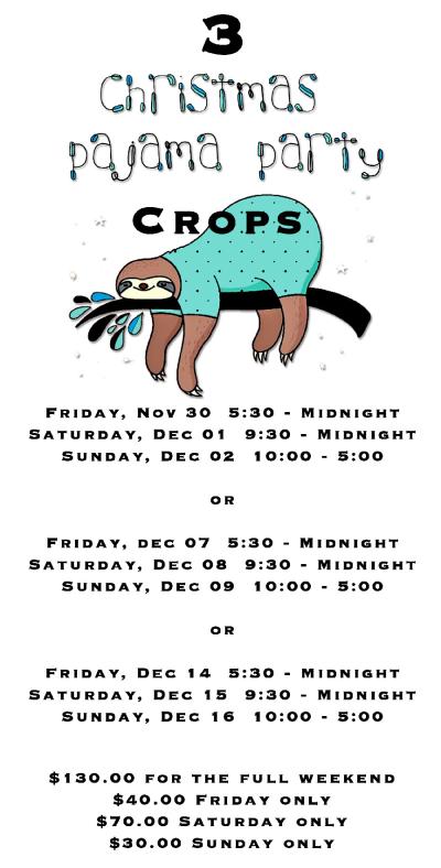 3 crops