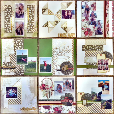 Treasured Memories Scrapbook Store