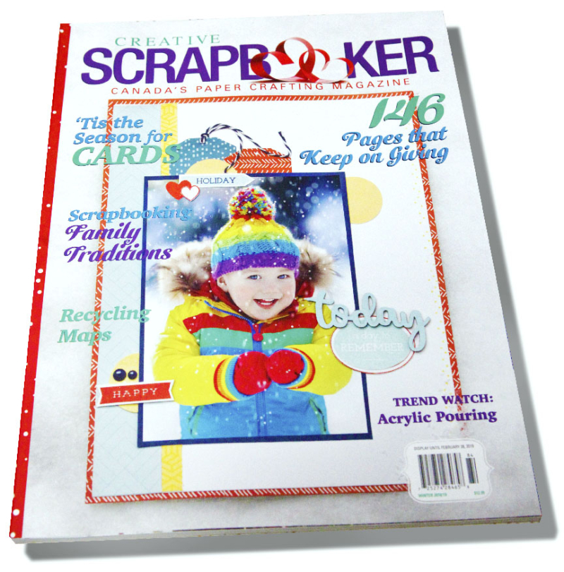Creative Scrapbooker