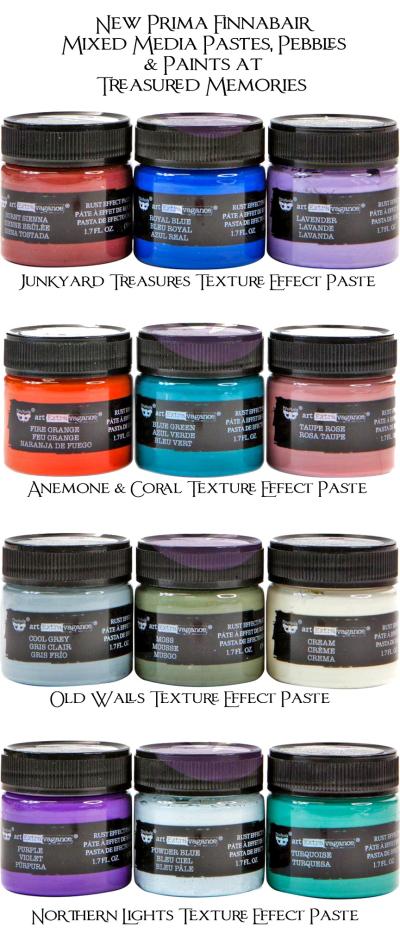 New Texture Paste