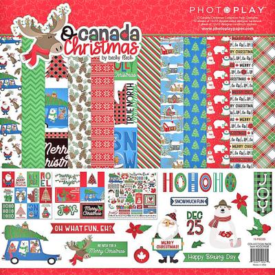 Canada Christmas 1