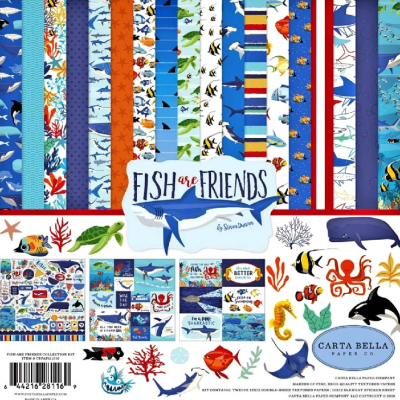 Fish are Friends 1
