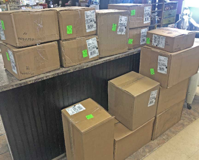 14 Boxes