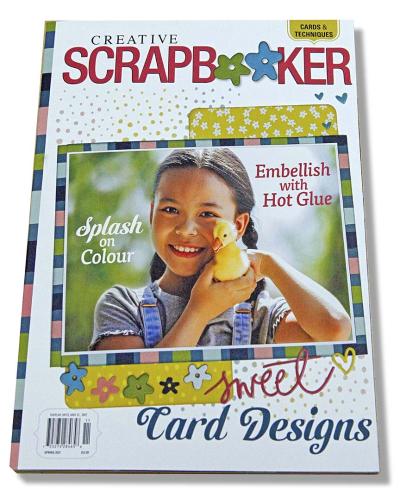 Scrapbooker Spring 2021