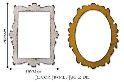 Decor frames