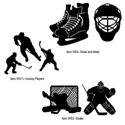Hockey Chipboard