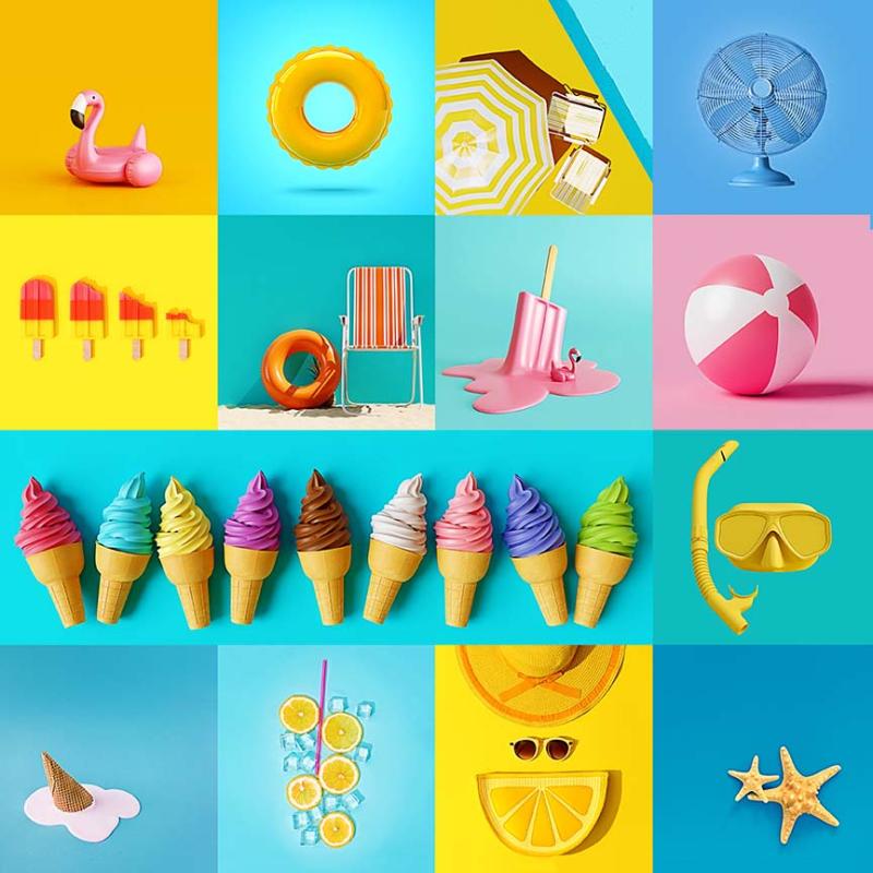 Summer Colours 1