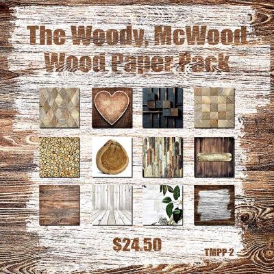 Woody McWood Cover