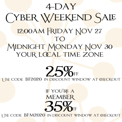 4 day sale sq