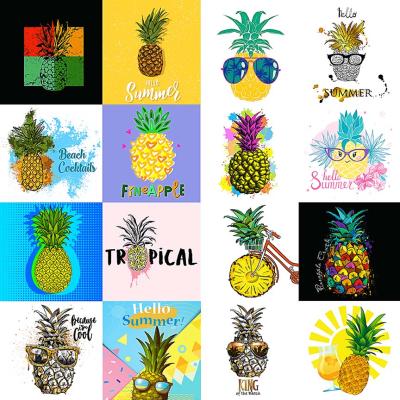 Pineapple Crush Collage