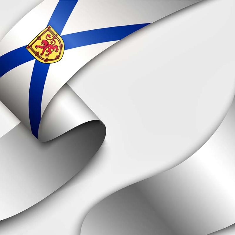 Nova Scotia Ribbon