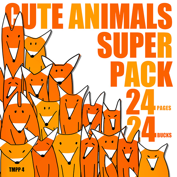 Cute Animals Cover copy