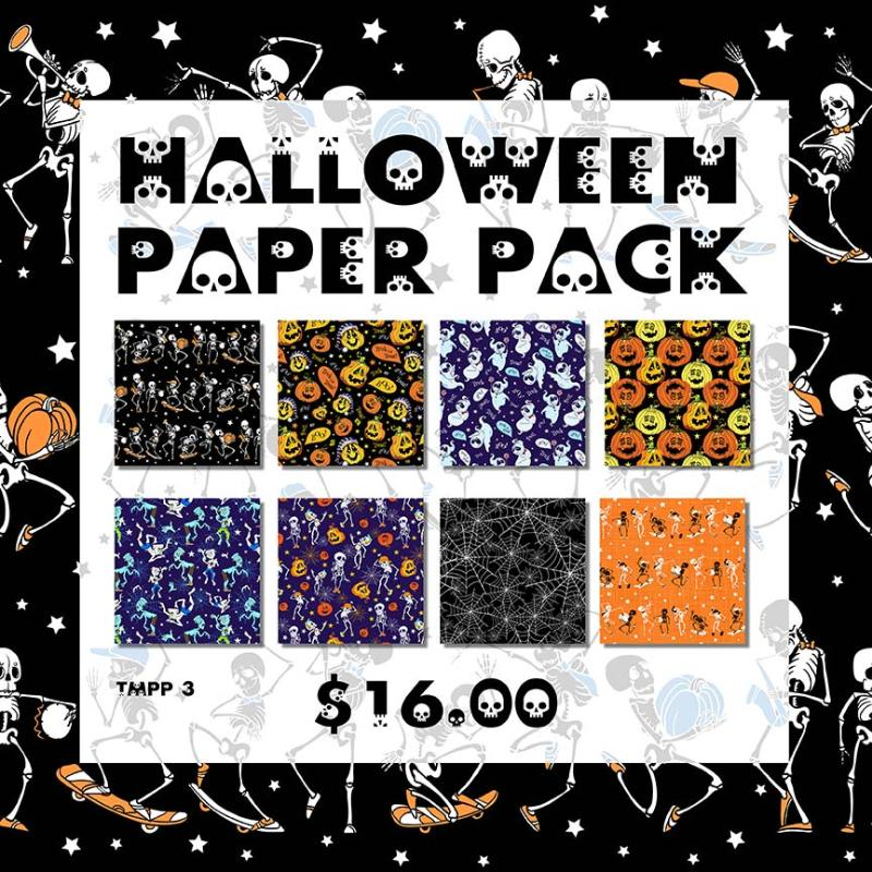 Halloween Pack Cover