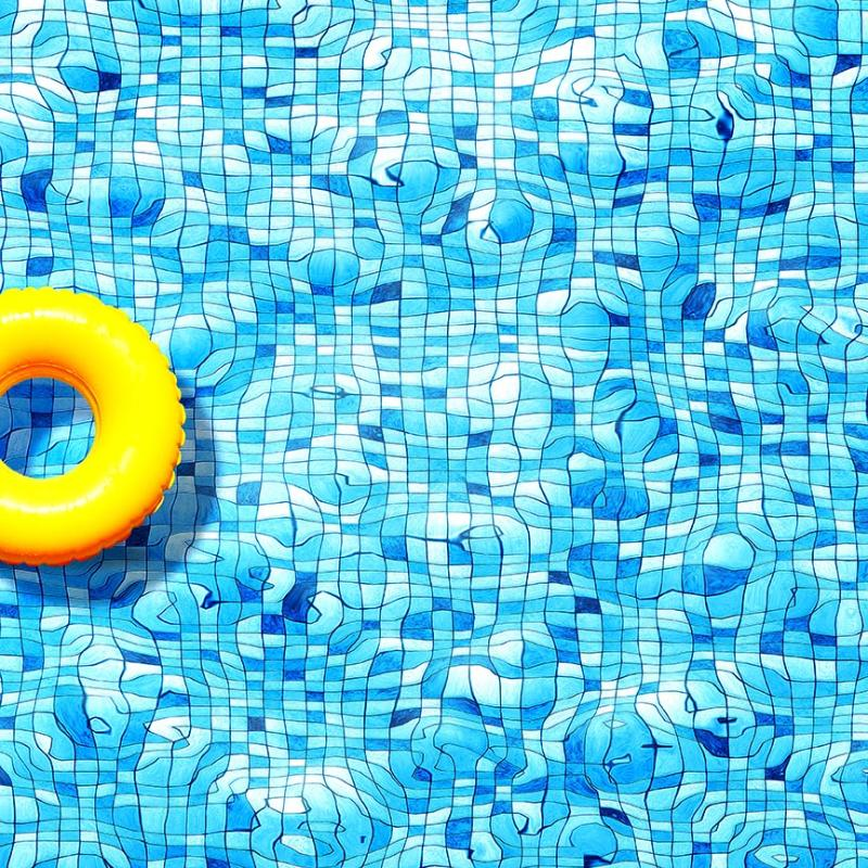 Pool Inner Tube copy